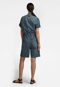 G-Star - WORKWEAR - Jumpsuit - antic faded aegean blue painted - 1