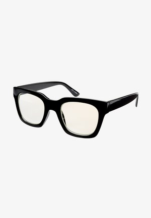 NOVA BLUE LIGHT GLASSES - Sunglasses - black