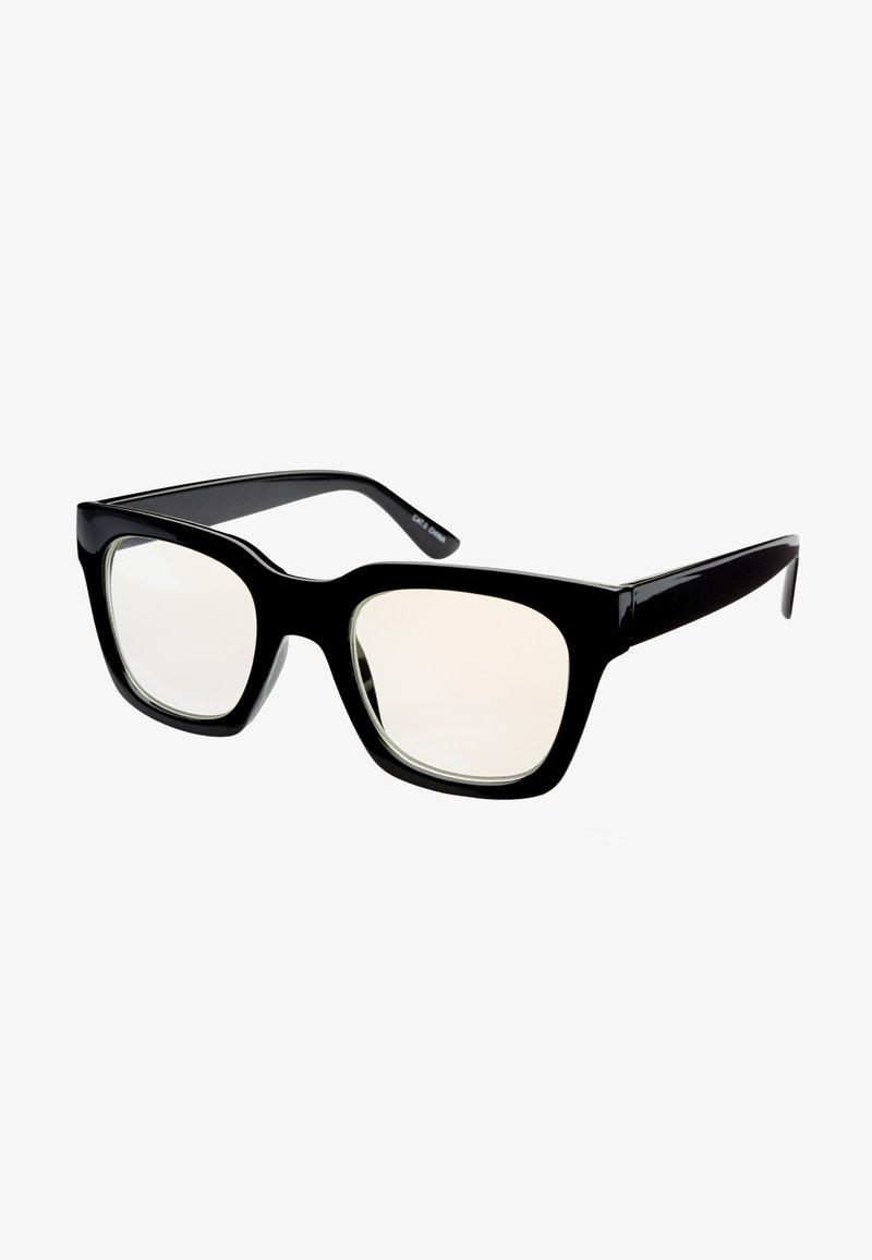 Icon Eyewear - NOVA BLUE LIGHT GLASSES - Sunglasses - black