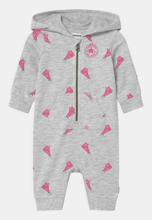 PRINTED SNEAKER  - Jumpsuit - lunar rock heather