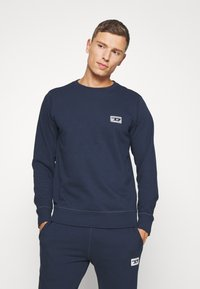 Diesel - UMLT-WILLY SWEAT-SHIRT - Pyjama top - blue - 0