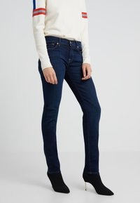7 for all mankind - ROXANNE  - Jeans Skinny Fit - rinsed indigo - 0