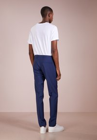 DRYKORN - FOOT - Oblekové kalhoty - blau - 2