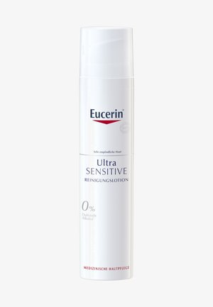 EUCERIN GESICHTSREINIGUNG ULTRASENSITIVE REINIGUNGSLOTION - Cleanser - -