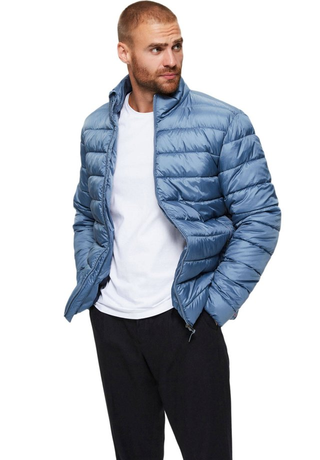 CHANGE PUFF - Light jacket - blau