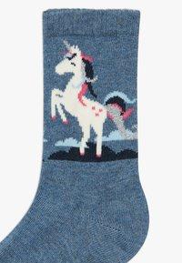 camano - ONLINE CHILDREN FASHION 6 PACK - Ponožky - blue - 3