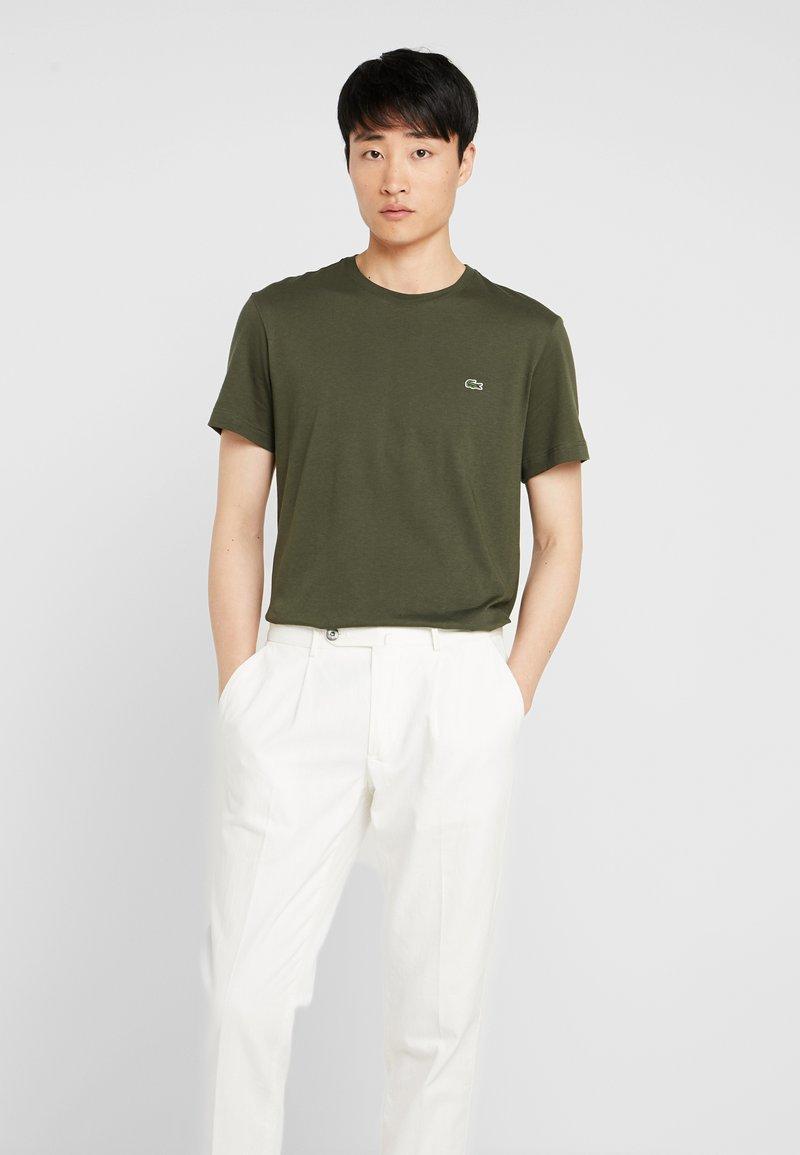 Lacoste - T-shirt basique - baobab