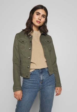 ERNA  - Denim jacket - army