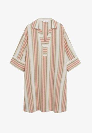 RAYITA-H - Shirt dress - grezzo