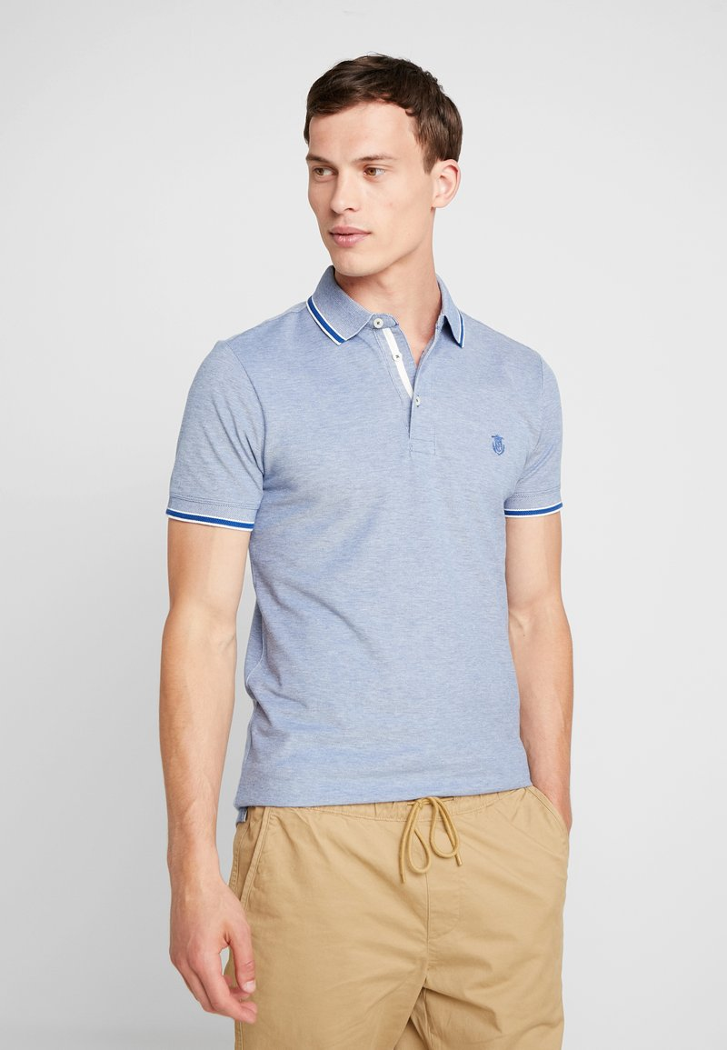 Selected Homme - SLHTWIST  - Polotričko - limoges twisted with egret