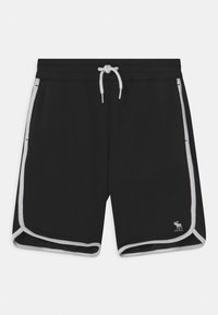 Abercrombie & Fitch - SPRING - Shorts - black - 0