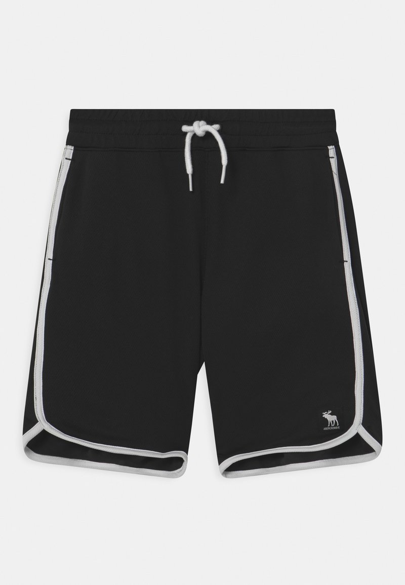 Abercrombie & Fitch - SPRING - Shorts - black