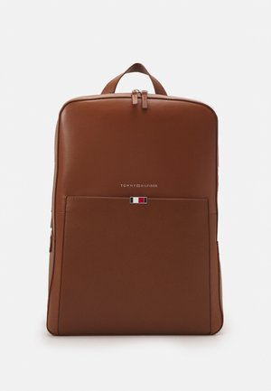 BUSINESS BACKPACK UNISEX - Sac à dos - brown