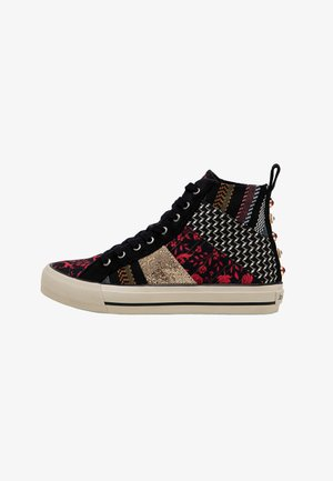 BETA JOYA - Sneakers alte - black