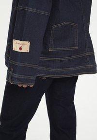 Karen by Simonsen - PERSPECTIVEKB  - Kurtka jeansowa - dark denim blue - 5