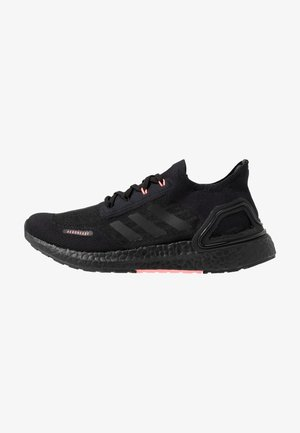 ULTRABOOST A.RDY - Neutral running shoes - core black/light flash red
