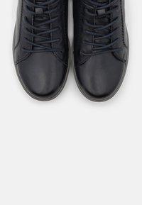 Jana - Sneakers alte - navy - 5