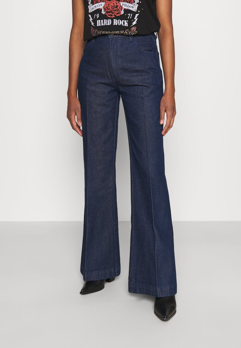 Rolla's - EASTCOAST - Flared Jeans - press blue