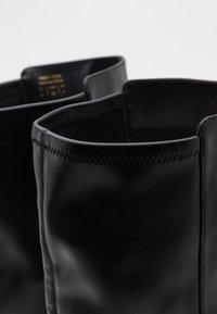 ALDO - SATORI - Vysoká obuv - black - 4