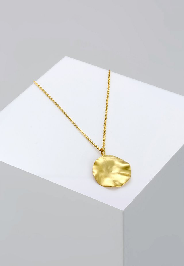 ORGANIC GEO TREND BLOGGER MAIRA - Necklace - gold-coloured