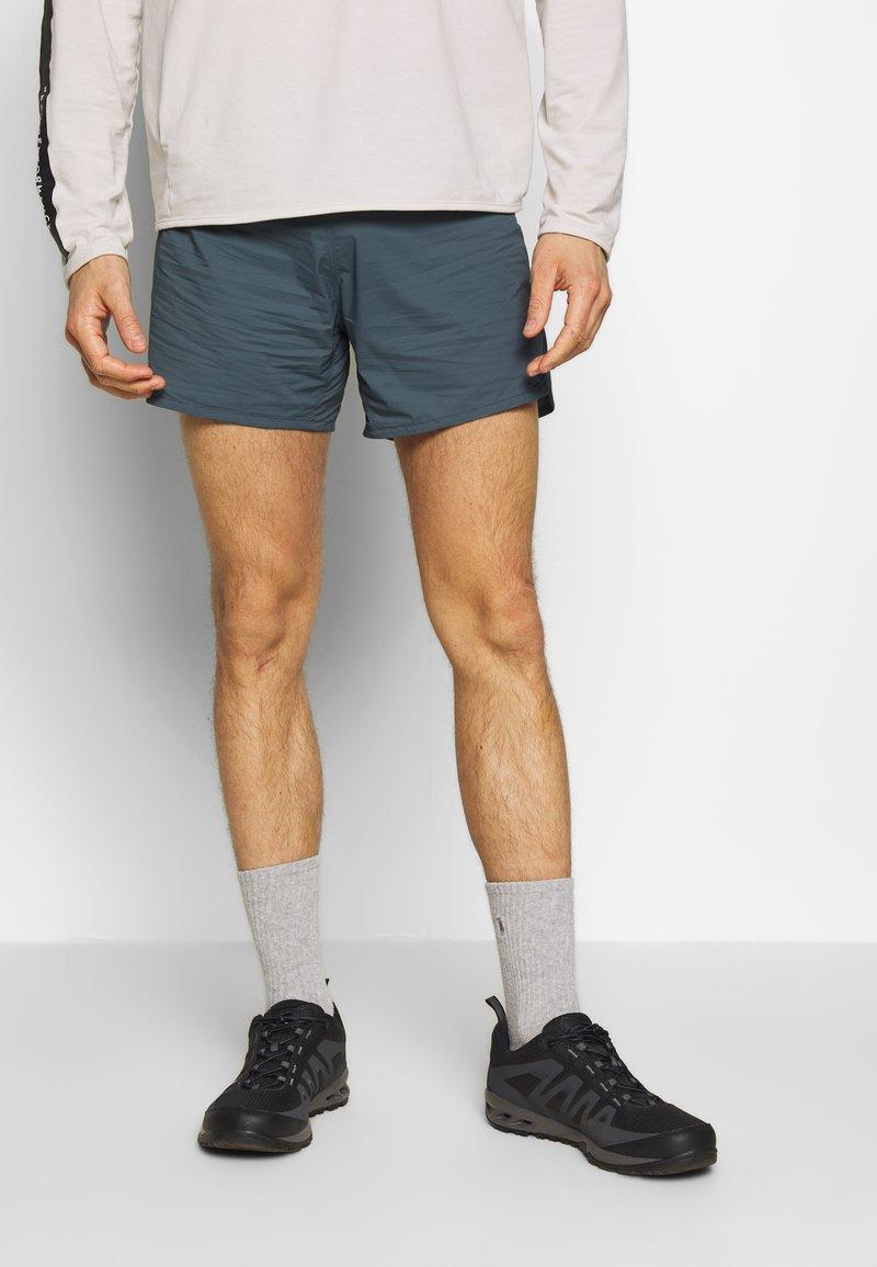 Black Diamond - SPRINT - Sports shorts - storm blue