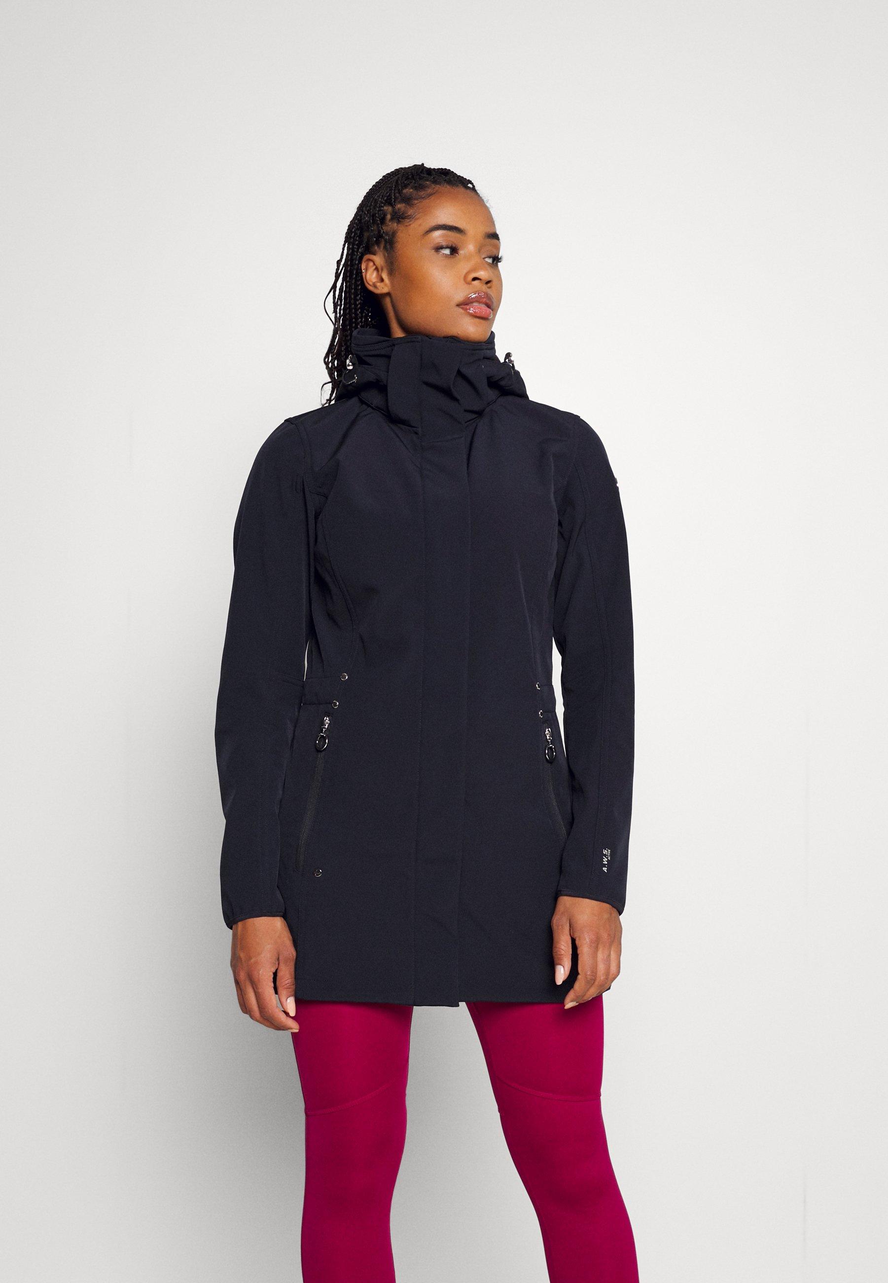 Women ILONIEMI - Soft shell jacket
