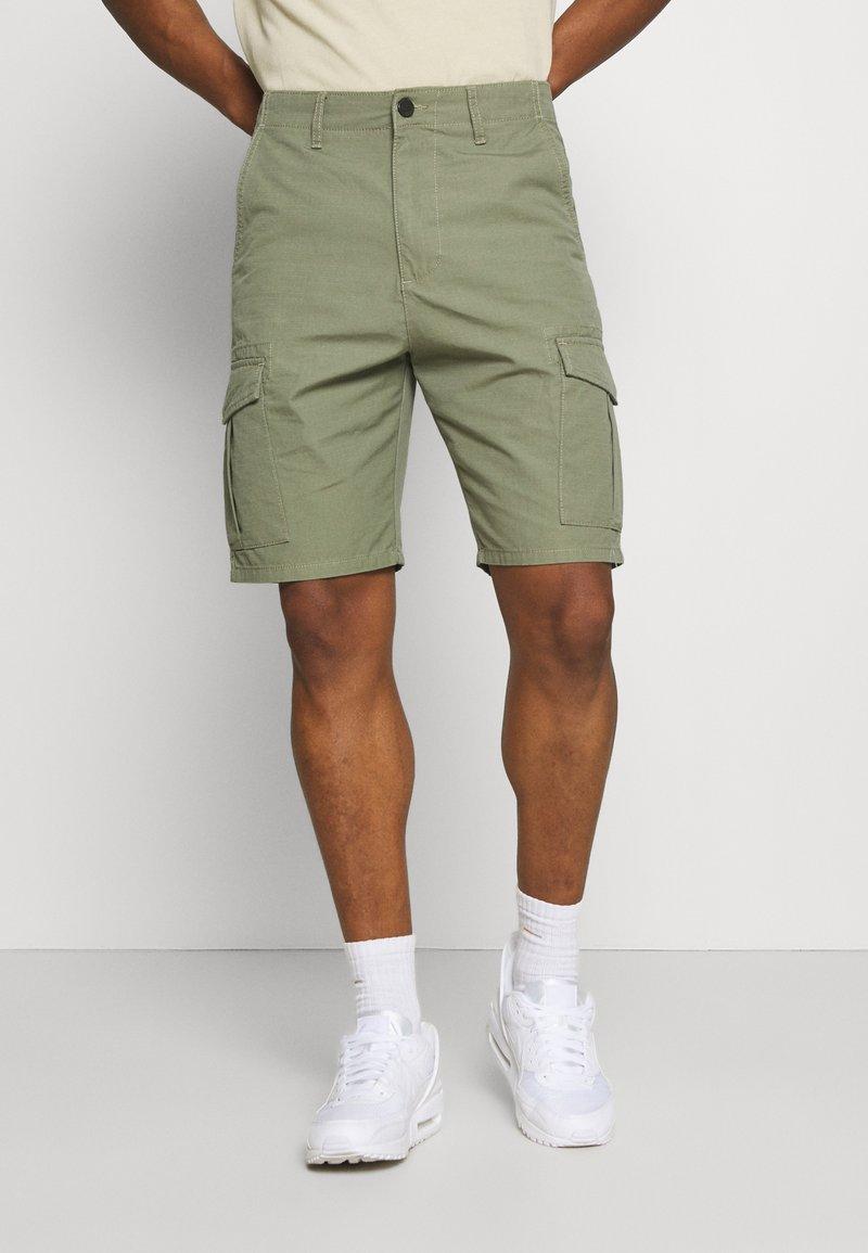 Lee - CARGO - Shorts - lichen green