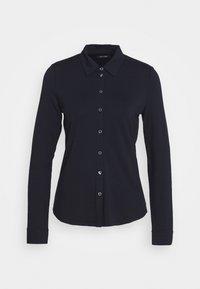LONG SLEEVE - Košile - midnight blue