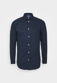 JJEPLAIN - Shirt - navy blazer