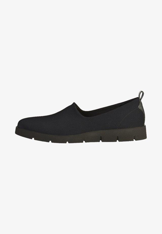 ECCO BELLA - Scarpe senza lacci - black/black