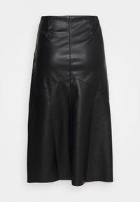 Wallis - ALINE SKIRT - A-line skirt - black - 1