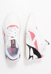 Puma - NOVA POP  - Trainers - white/bubblegum/ignite pink - 3