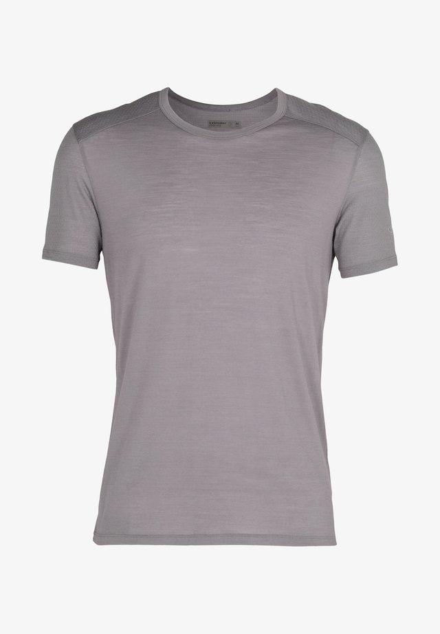 T-shirt basique - slate