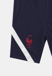 Nike Performance - FRANKREICH UNISEX - Short de sport - blackened blue/white/university red - 3