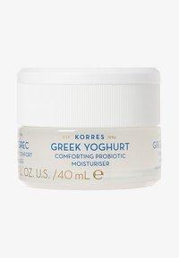 Korres - GREEK YOGHURT COMFORTING PROBIOTIC MOISTURIZER - Face cream - - - 0
