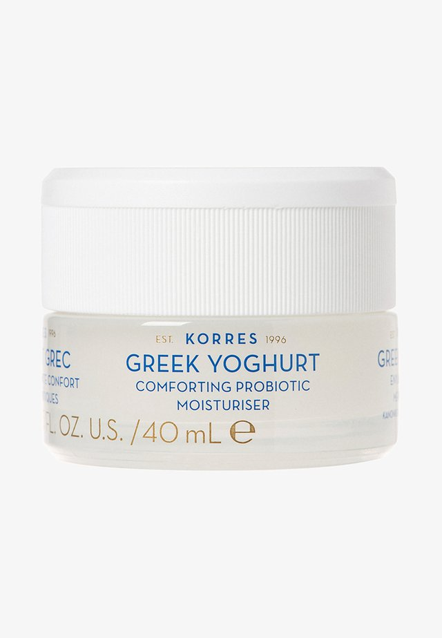 GREEK YOGHURT COMFORTING PROBIOTIC MOISTURIZER - Face cream - -