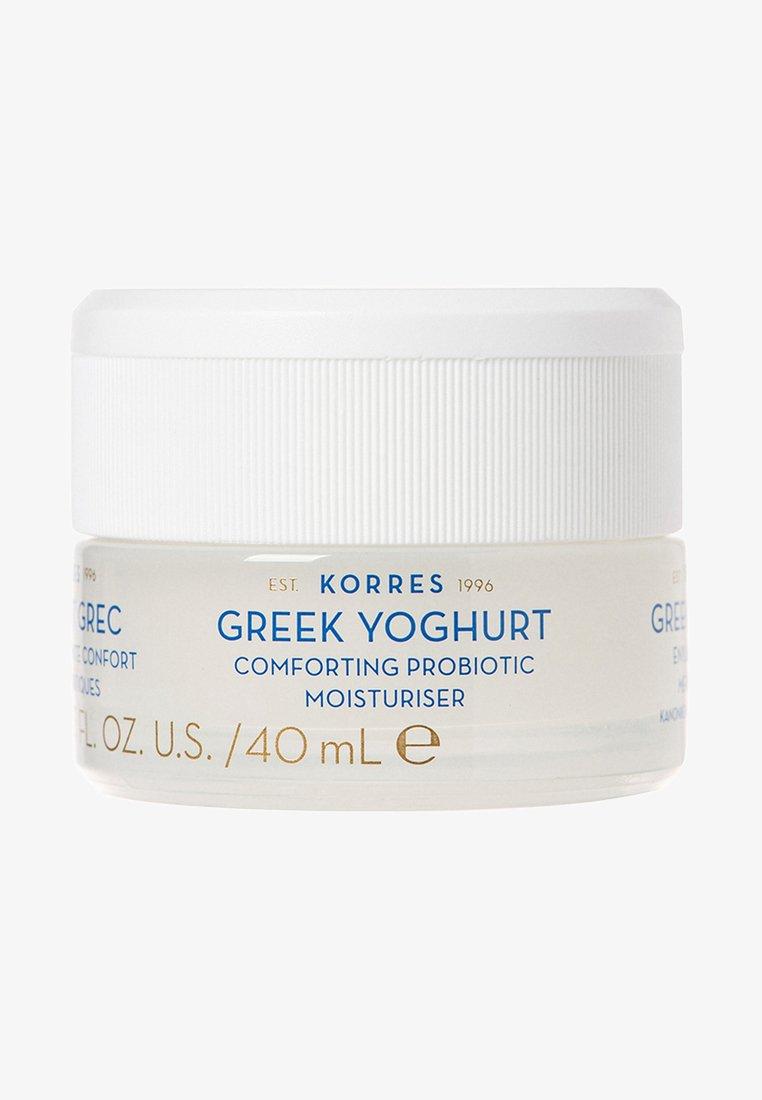 Korres - GREEK YOGHURT COMFORTING PROBIOTIC MOISTURIZER - Face cream - -