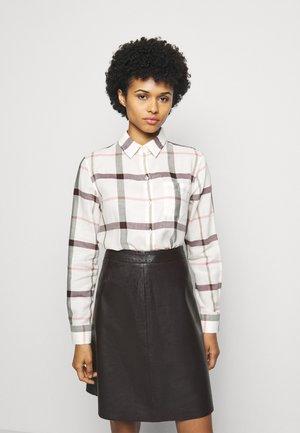 WINTER OXER - Button-down blouse - cloud