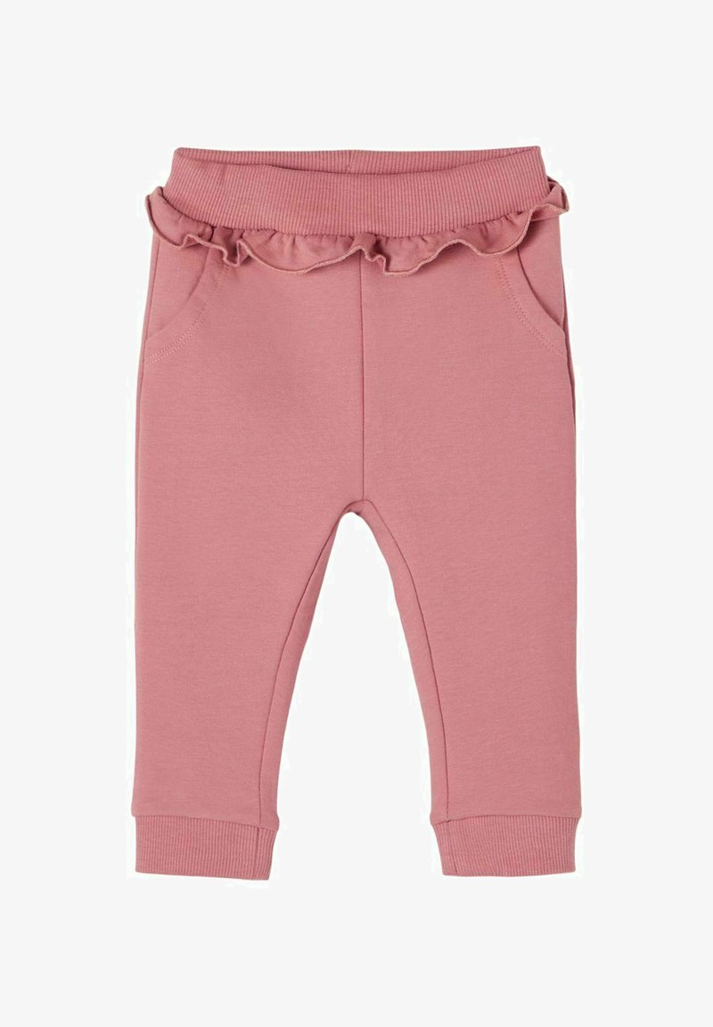 Name it - RÜSCHEN - Broek - withered rose