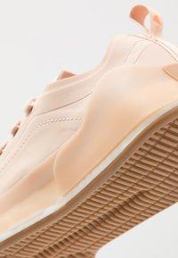 adidas by Stella McCartney - TREINO S. - Sports shoes - soft powder/signal orange - 5