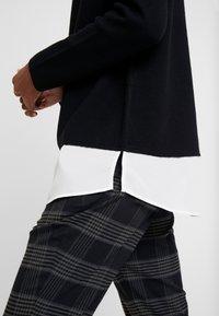 s.Oliver BLACK LABEL - Jumper - true black - 5