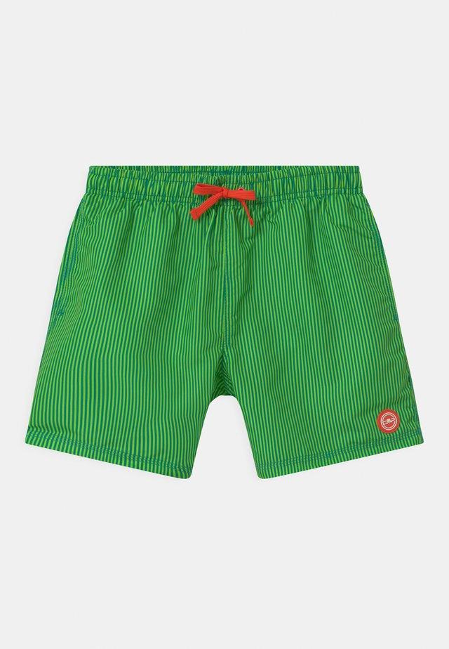 UNISEX - Shorts da mare - mela-emerald