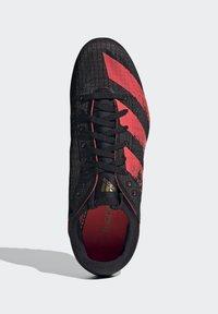 adidas Performance - SPRINTSTAR SPIKES - Spikes - black - 2