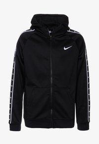 Nike Sportswear - HOODY TAPE - Sweatjacke - black/white - 0