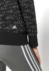 adidas Performance - WIN CREW - Bluza - black - 5