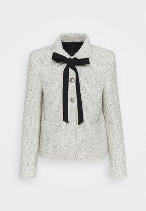 Blazer - gris/blanc