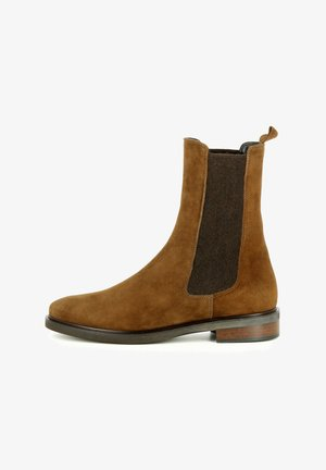 ELEONORA - Classic ankle boots - sigaro