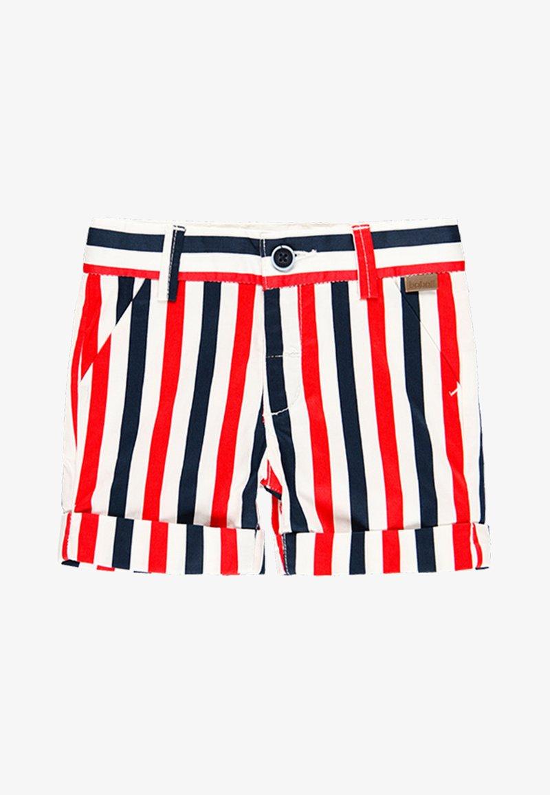 Boboli - Shorts - red
