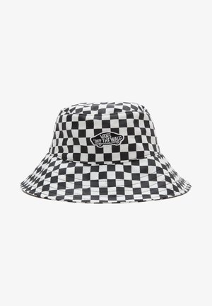WM LEVEL UP BUCKET HAT - Hat - checkerboard