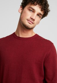 Esprit - Trui - dark red - 4